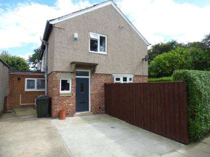 2 Bedrooms Semi Detached House for sale in Waterloo Road, Wellfield, Whitley Bay, Tyne and Wear, NE25