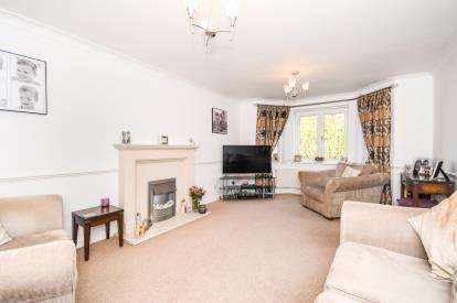 5 Bedrooms Detached House for sale in Woodale Close, Whittle Hall, Warrington, Cheshire