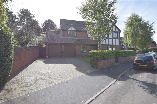 4 Bedrooms Detached House for sale in Shaplands, BS9 1AY