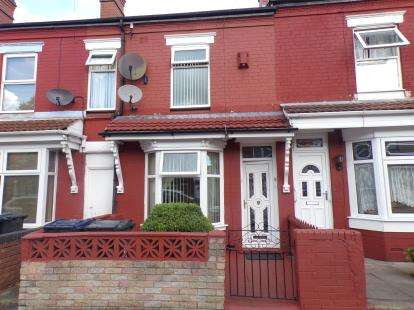 3 Bedrooms Terraced House for sale in Floyer Road, Small Heath, Birmingham