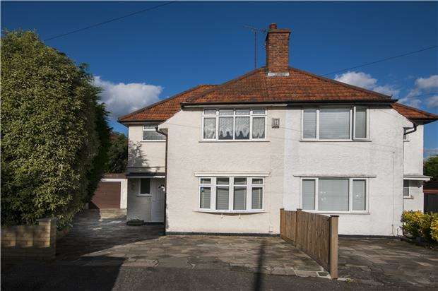 3 Bedrooms Semi Detached House for sale in White Hart Road, ORPINGTON, Kent, BR6