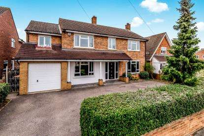 4 Bedrooms Detached House for sale in Putnoe Lane, Bedford, Bedfordshire, .