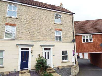 3 Bedrooms Semi Detached House for sale in Dyson Road, Redhouse, Swindon, Wiltshire