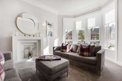 2 Bedrooms Flat for sale in Woodford Street, Shawlands