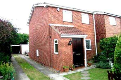 2 Bedrooms Detached House for sale in St. Giles Gate, Doncaster
