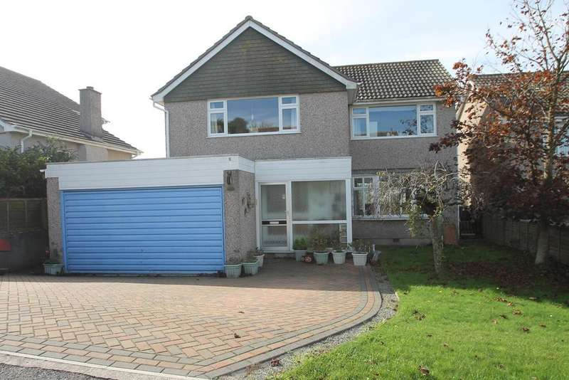 4 Bedrooms Detached House for sale in Wembury