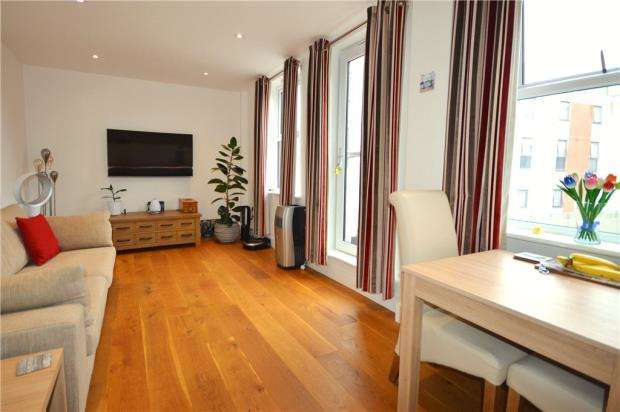 1 Bedroom Apartment Flat for sale in Admiral House, Upper Charles Street, Camberley