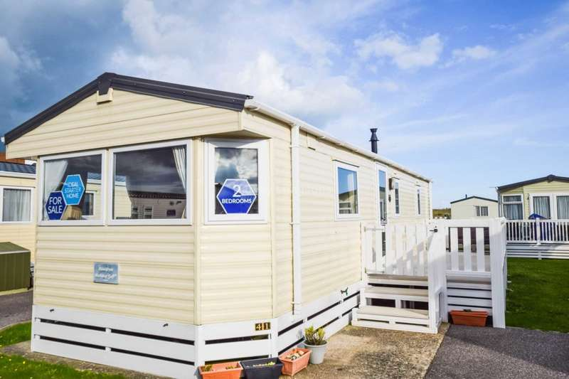 2 Bedrooms Caravan Mobile Home for sale in Pevensey Bay Holiday Park, Pevensey Bay