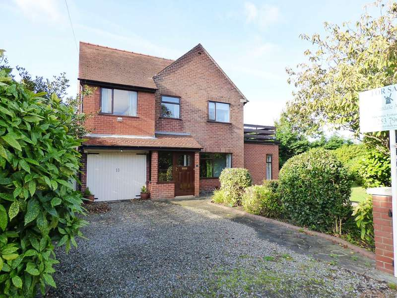 5 Bedrooms Detached House for sale in Saltcotes Road, Lytham