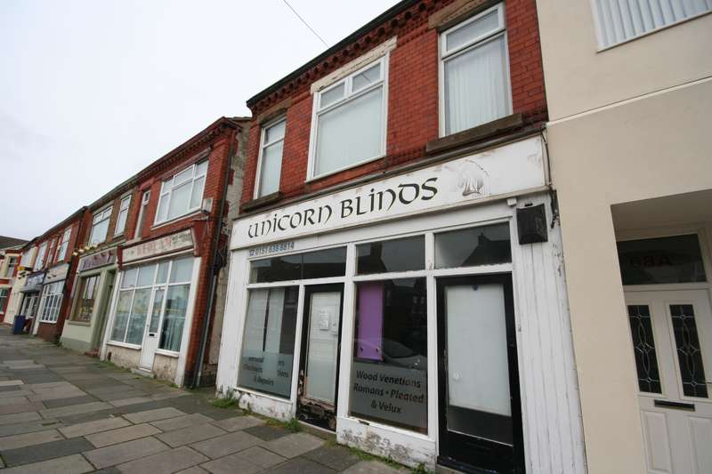 4 Bedrooms Commercial Property for sale in Seaview Road, Wallasey, CH45 4LB