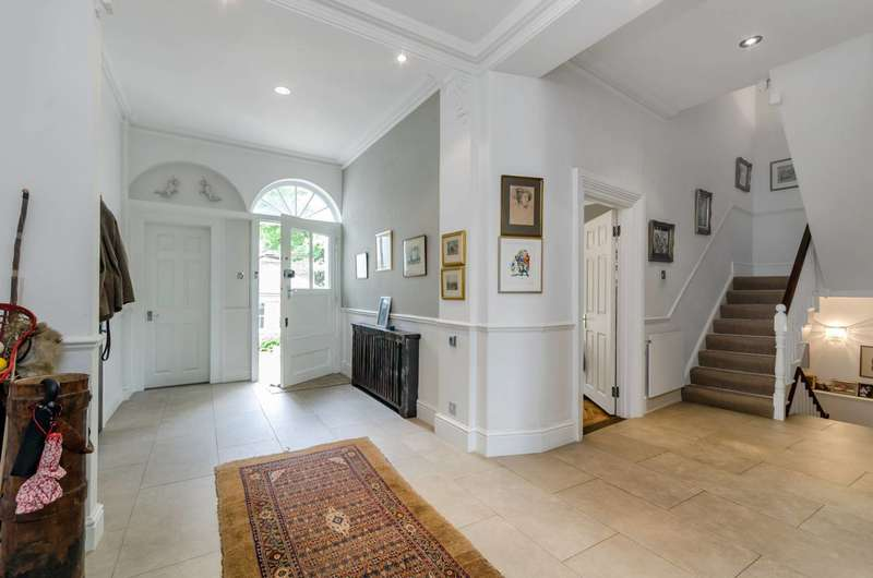 6 Bedrooms End Of Terrace House for sale in Addison Bridge Place, West Kensington, W14
