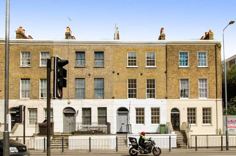 3 Bedrooms Flat for sale in Commercial Road, Limehouse, E14