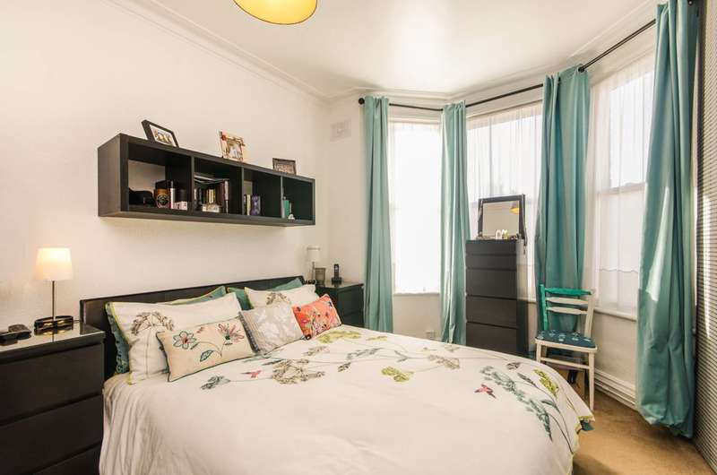 2 Bedrooms Flat for sale in Curzon Crescent, Harlesden, NW10