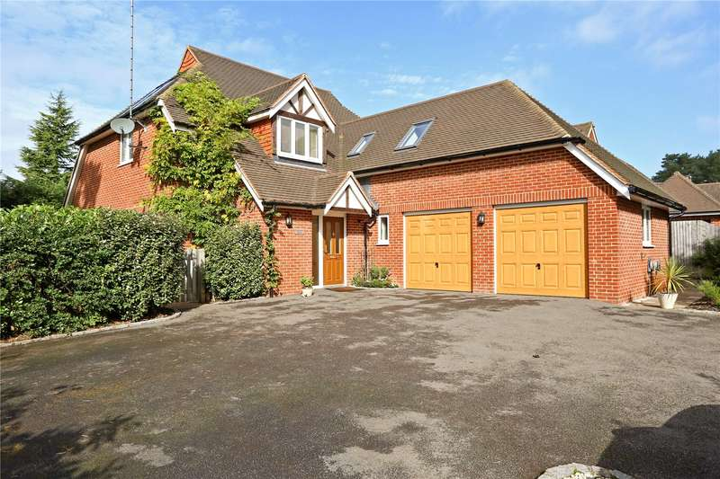 5 Bedrooms Detached House for sale in Felix Lane, Headley Down, Hampshire, GU35
