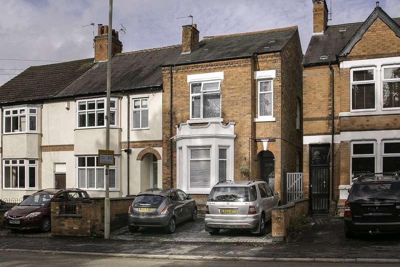 5 Bedrooms End Of Terrace House for sale in Station Road, Wigston, Leicester, Leicestershire, LE18