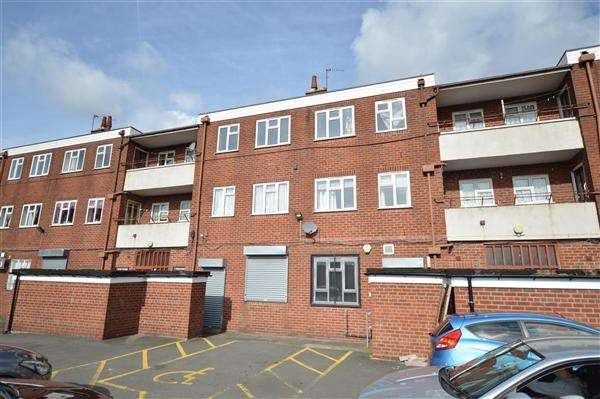 1 Bedroom Apartment Flat for sale in Walsall Street, Wednesbury