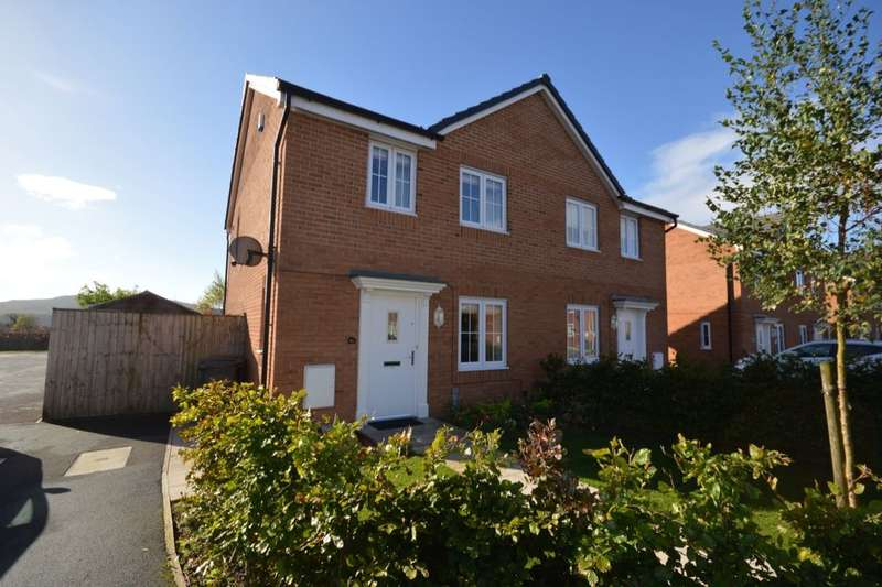 3 Bedrooms Semi Detached House for sale in Weavers Avenue, Frizington, CA26