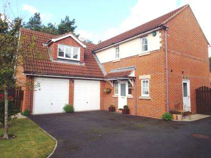 4 Bedrooms Detached House for sale in Delton Close, Fatfield, Washington, Tyne and Wear, NE38
