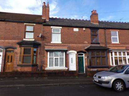 3 Bedrooms Terraced House for sale in Fisher Street, Willenhall, West Midlands