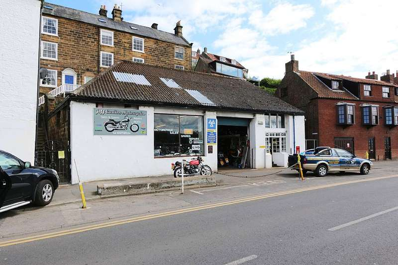 Commercial Property for sale in Church Street, Whitby, North Yorkshire, YO22 4AE