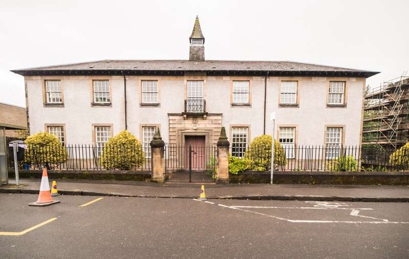 1 Bedroom Flat for sale in Bedford Place, Alloa, Clackmannanshire, FK10