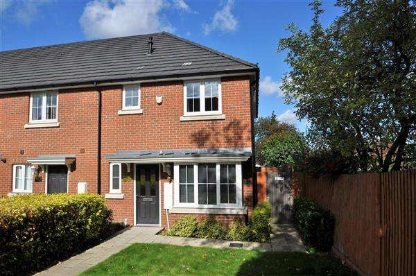 3 Bedrooms End Of Terrace House for sale in Maidstone ME15