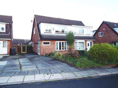 3 Bedrooms Semi Detached House for sale in Cromer Road, Bury, Greater Manchester, BL8