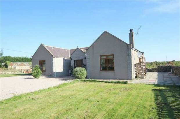 3 Bedrooms Detached Bungalow for sale in Kemnay, Kemnay, Inverurie, Aberdeenshire