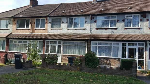 3 Bedrooms Terraced House for sale in Purley Way, Croydon, Surrey