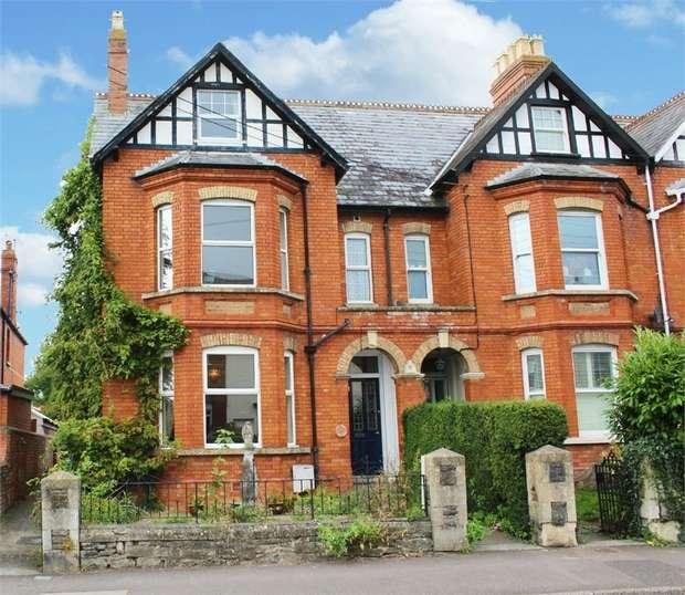 5 Bedrooms Semi Detached House for sale in Waterloo Road, Wellington, Somerset