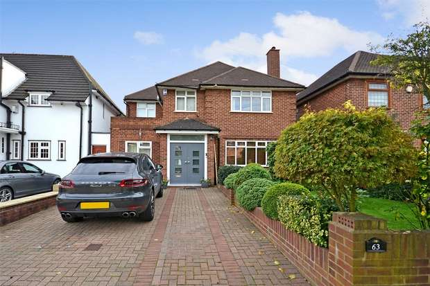 6 Bedrooms Detached House for sale in Amery Road, HARROW, Middlesex