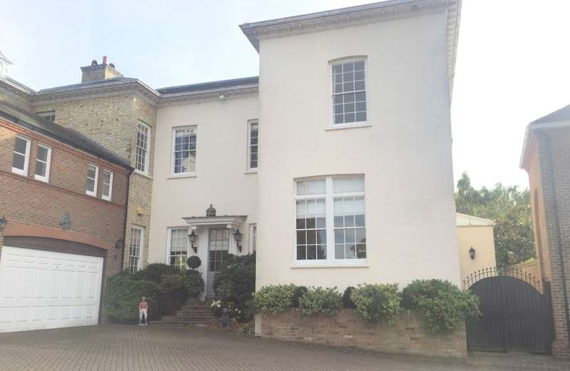5 Bedrooms Semi Detached House for sale in Northaw Place, Coopers Lane, Northaw, Potters Bar, Hertfordshire, EN6 4NQ