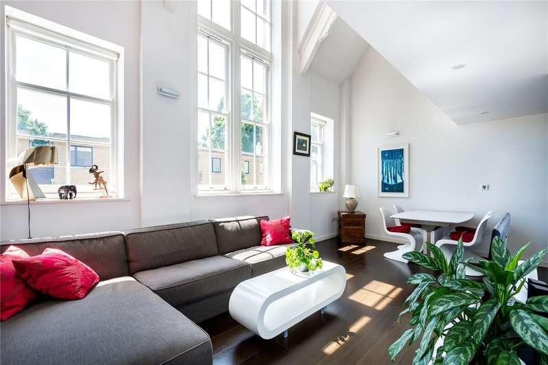 1 Bedroom Flat for sale in Pissarro House, Augustas Lane, London, N1