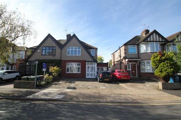 3 Bedrooms Semi Detached House for sale in Torver Road, Harrow, Middlesex