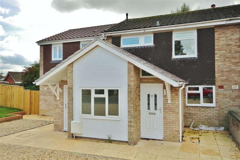 3 Bedrooms Terraced House for sale in Larch Close, Southmoor, Abingdon, OX13