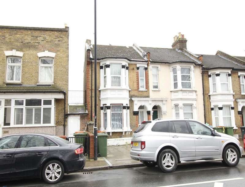 2 Bedrooms Flat for sale in Portway, London, E15