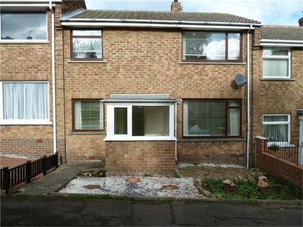 2 Bedrooms Terraced House for sale in Greenrigg, Blaydon-on-Tyne, Tyne and Wear