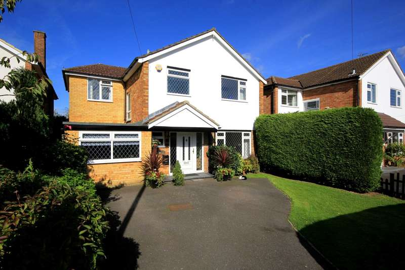 3 Bedrooms Detached House for sale in 3 DOUBLE BED DETACHED IN Tile Kiln Lane, Leverstock Green
