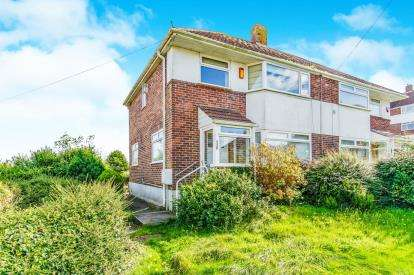 3 Bedrooms Semi Detached House for sale in Plymouth, Devon, England