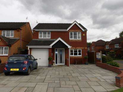 4 Bedrooms Detached House for sale in Marston Way, Heather