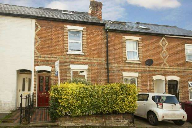 3 Bedrooms Terraced House for sale in Donnington Gardens, Reading