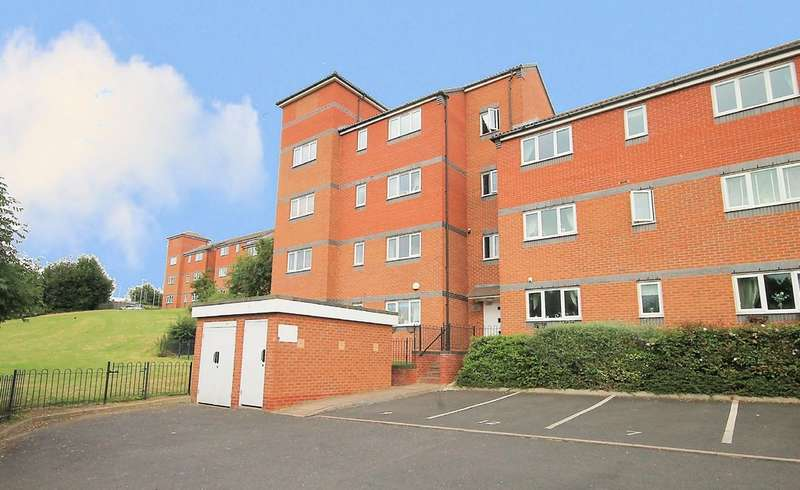 2 Bedrooms Flat for sale in Palmerston Court, Wilnecote, Tamworth, B77 5FJ
