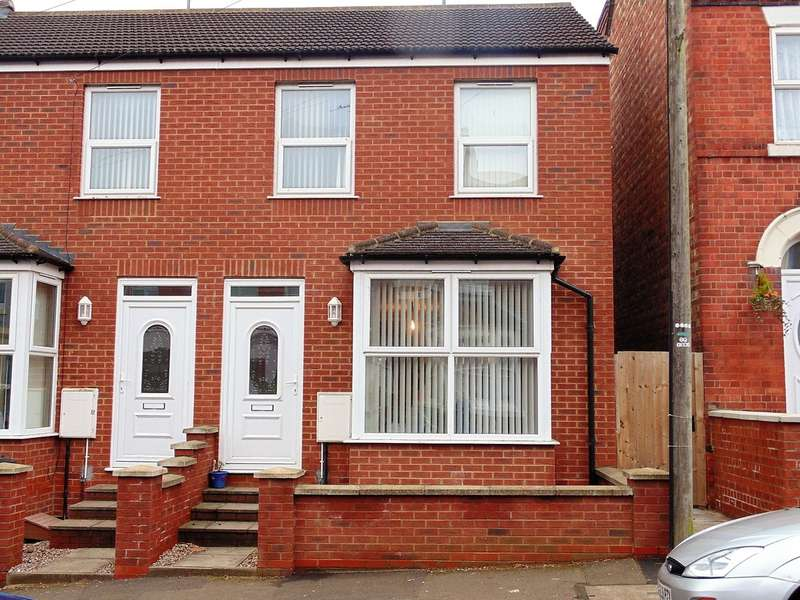 2 Bedrooms End Of Terrace House for sale in North Street, Wellingborough