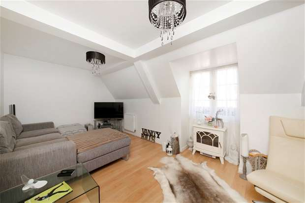 1 Bedroom Flat for sale in Quorn Road, East Dulwich