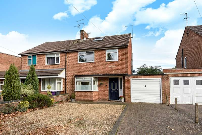4 Bedrooms Semi Detached House for sale in Bedford Road, Hitchin, SG5