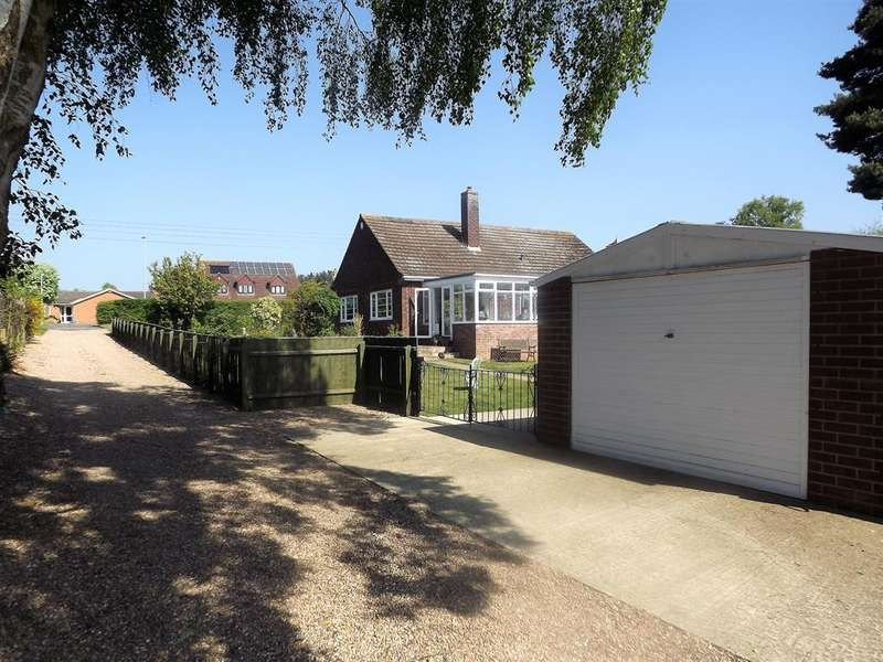 3 Bedrooms Bungalow for sale in Horncastle Road, Roughton Moor, Woodhall Spa, LN10 6UX