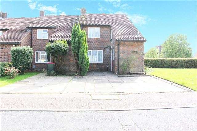 3 Bedrooms End Of Terrace House for sale in Waterside Close, Bewbush, Crawley