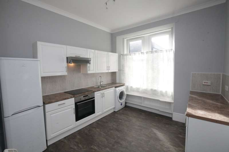 1 Bedroom Flat for sale in East Hamilton St, Greenock, Renfrewshire, PA15