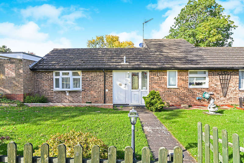 2 Bedrooms Semi Detached Bungalow for sale in Thatchers Place, Droitwich, WR9