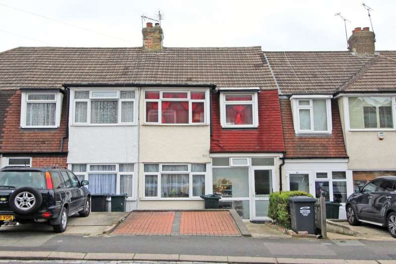 3 Bedrooms Property for sale in Priory Hill, Dartford, DA1